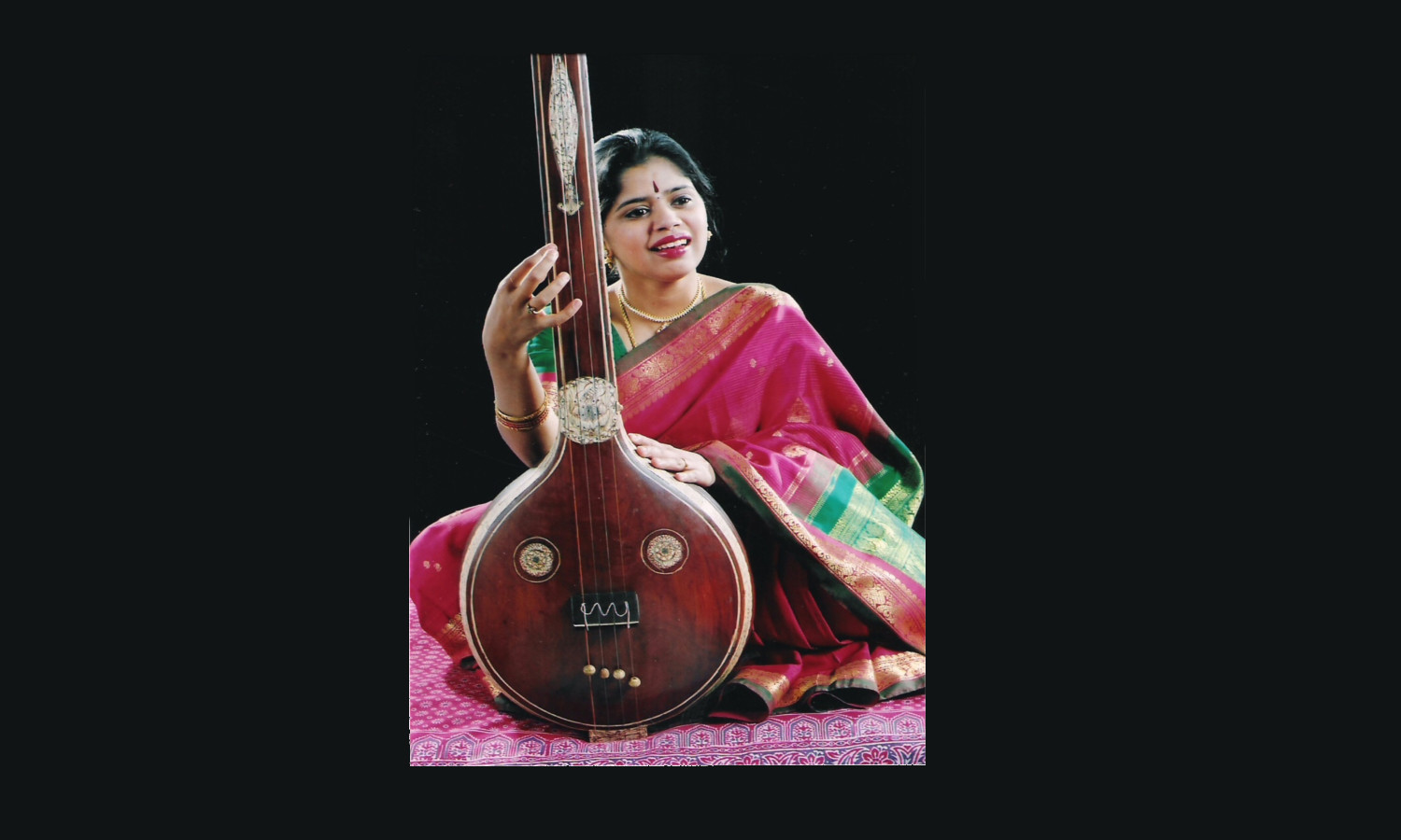 Interview: Sudha Raghuraman, Carnatic Vocalist – Ananya Grover