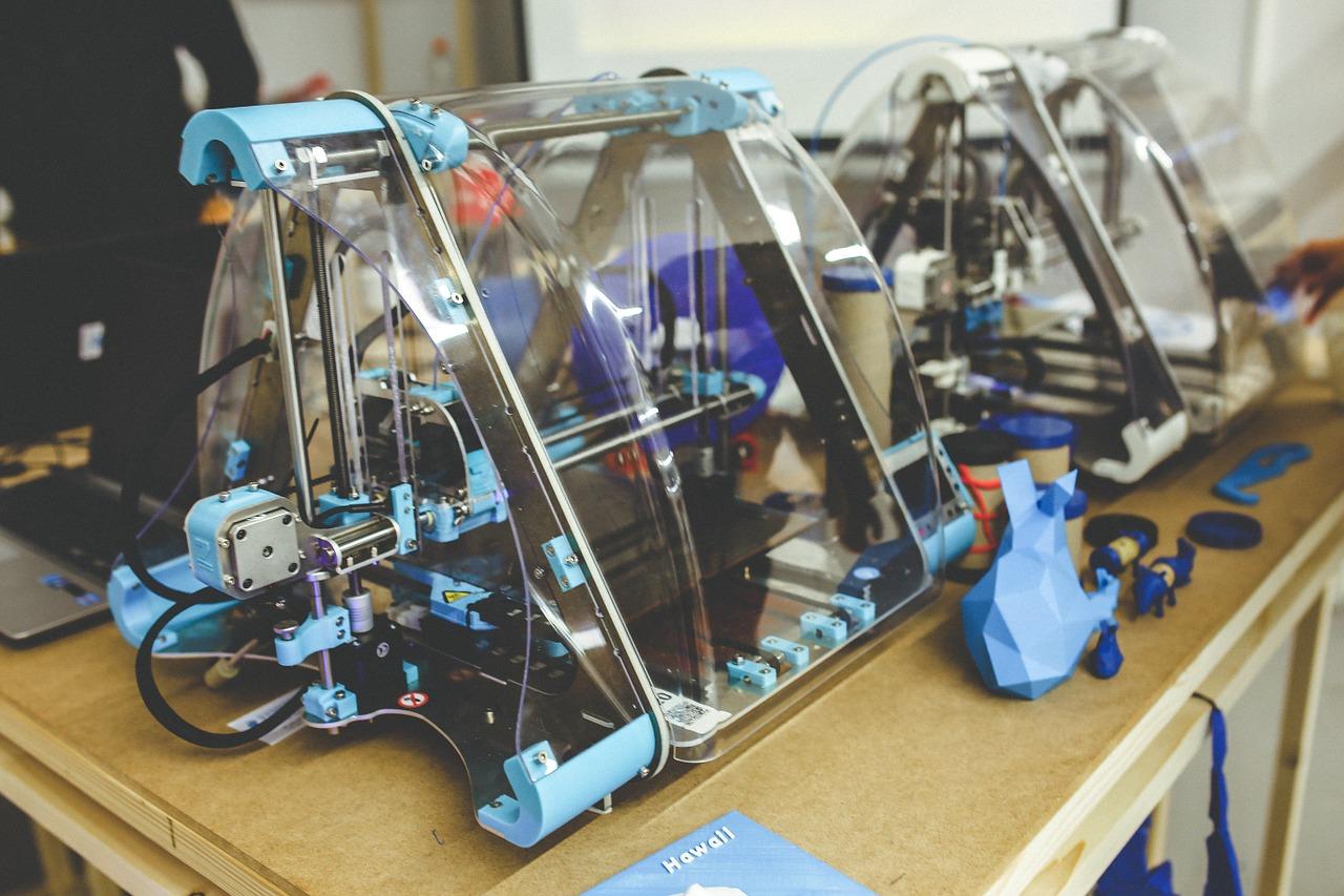 A Deep Look into 3D Printing- Aryan Singh