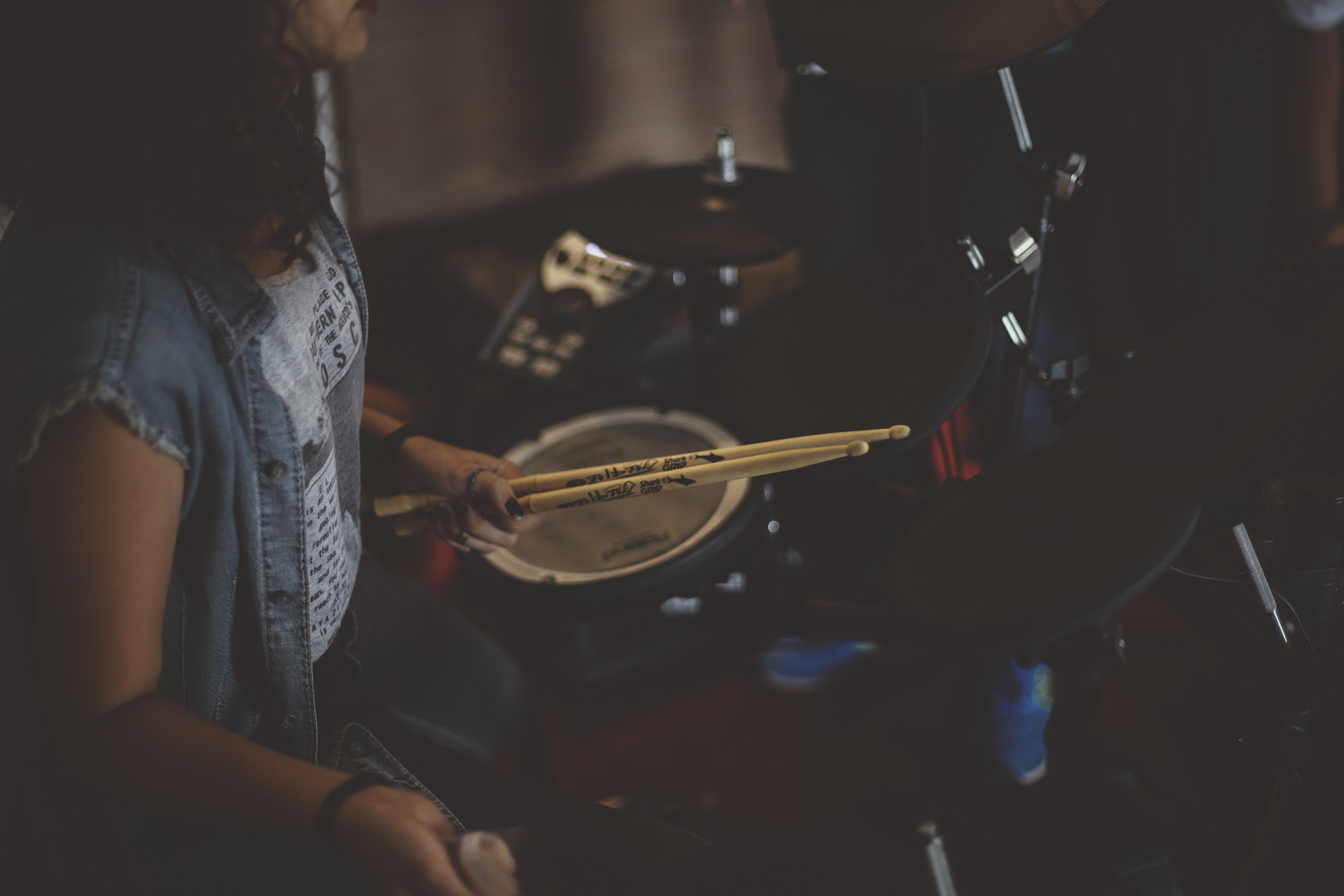 Drum Cover: 'Perfect' – Aarushi Rai