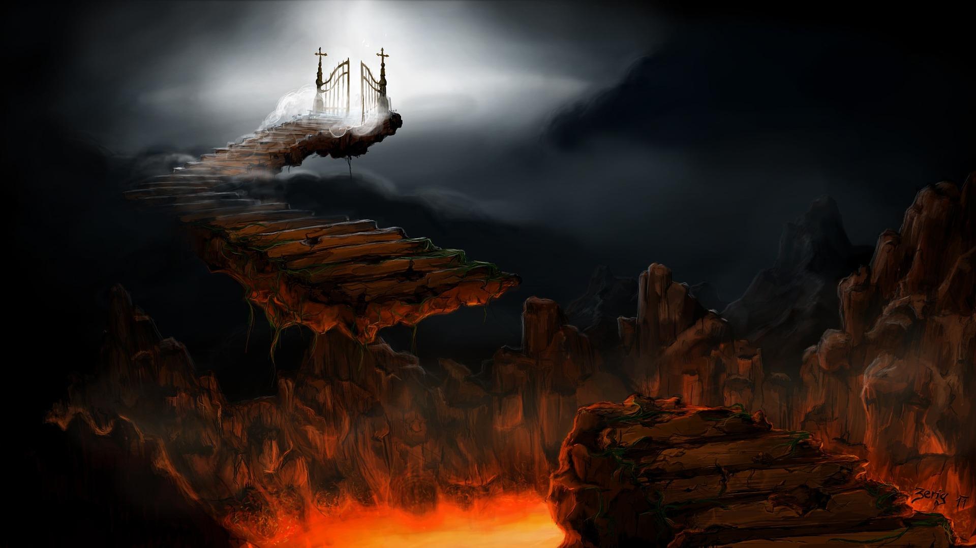 Heaven or Hell – Ananya Pareek