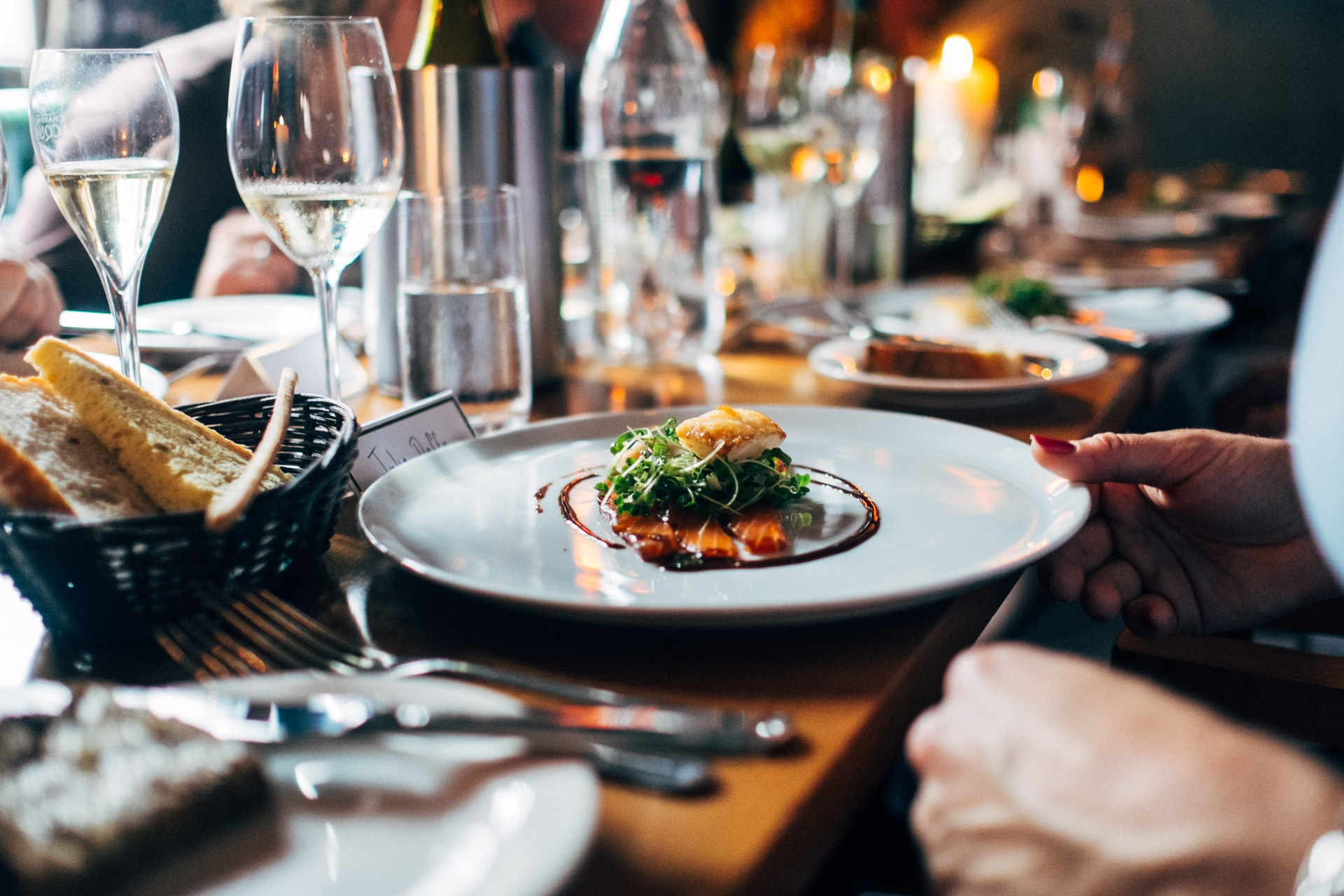 Dining Etiquettes Around the Globe – Sanjali Sharma