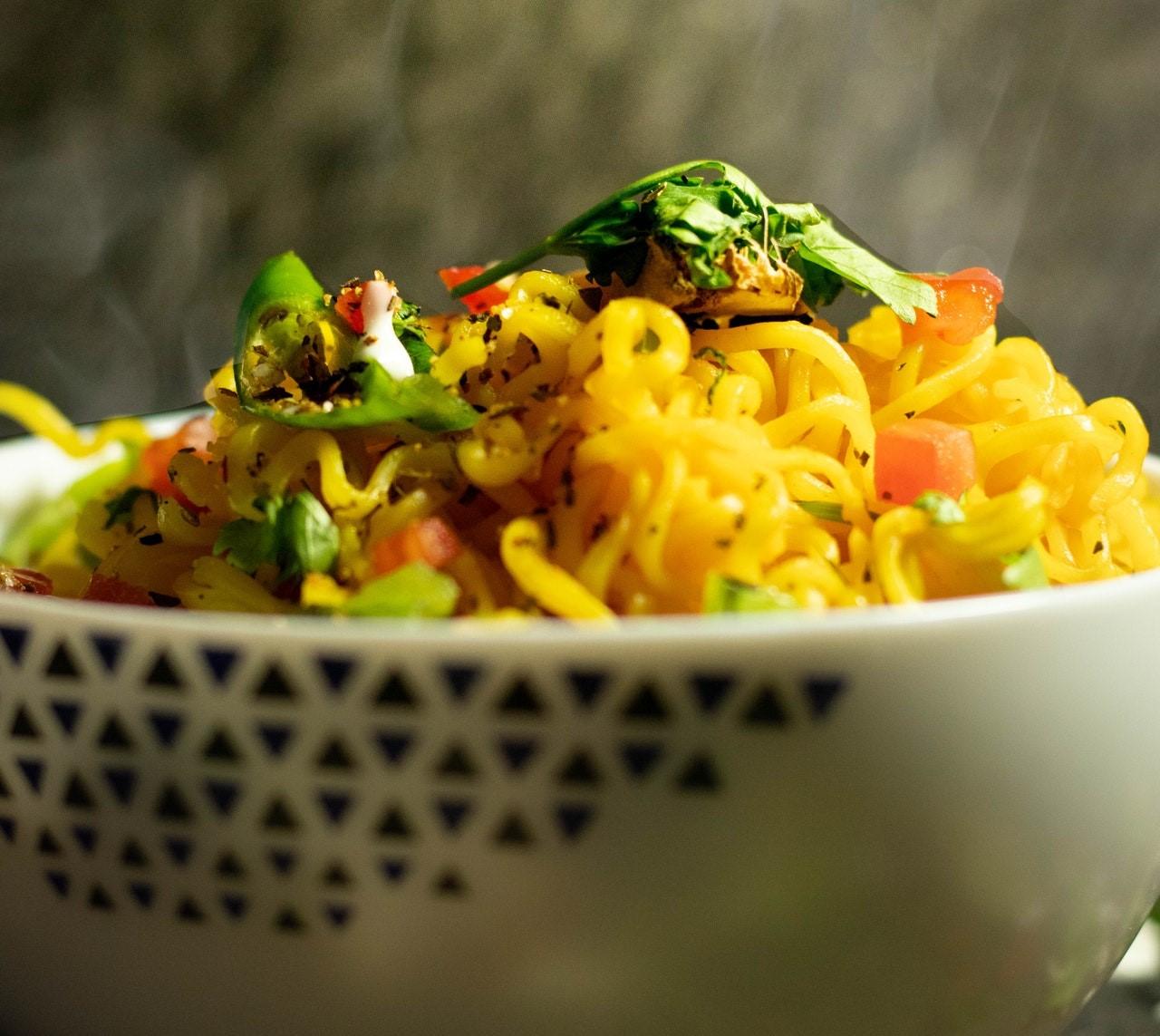 To All the Maggis I've Eaten Before – Aayushi Bawa